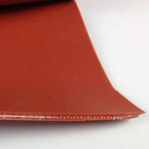 1-5mm cloth inserted silicone rubber sheet