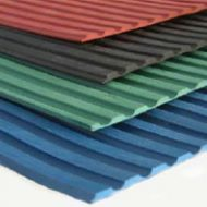 Ribber Rubber Matting